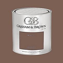 Graham & Brown - Brown Henrys Brown paint