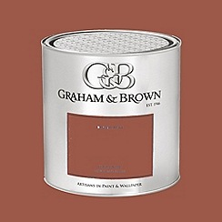 Graham & Brown - Terracotta India Mill paint