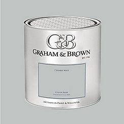 Graham & Brown - Grey Taylors Grey paint