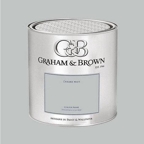 Graham & Brown - Grey Taylors Grey paint