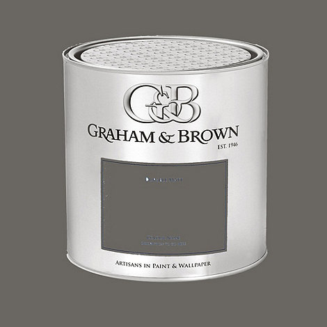 Graham & Brown - Brown Towpath paint