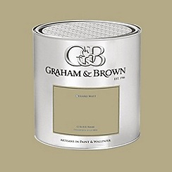 Graham & Brown - Green Waddington paint