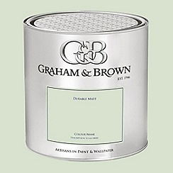 Graham & Brown - Green Hurst Green paint