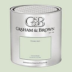 Graham & Brown - Green Hurst Green paint