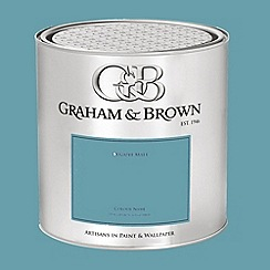 Graham & Brown - Blue Hoorn Blue paint
