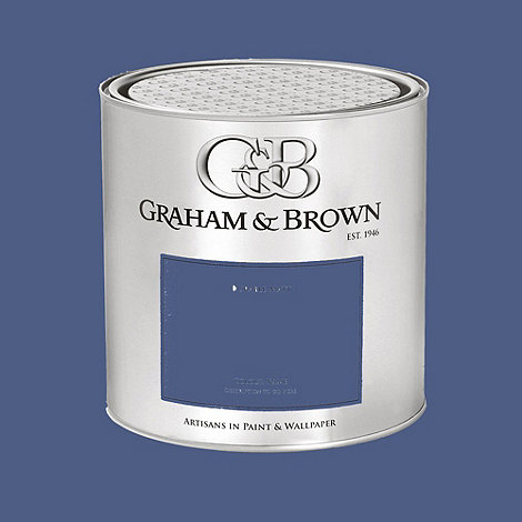 Graham & Brown - Blue Water Street paint