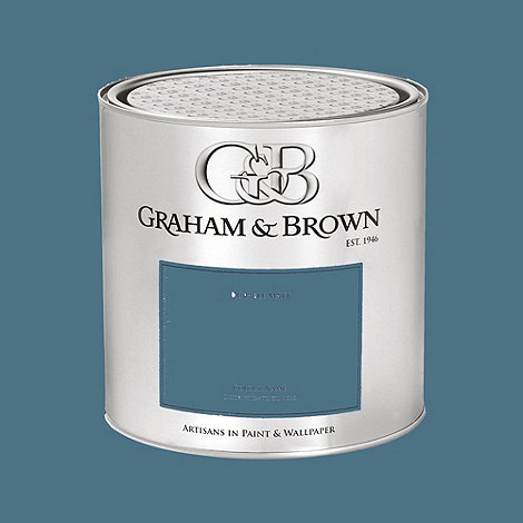 Graham & Brown - Blue Bath House paint
