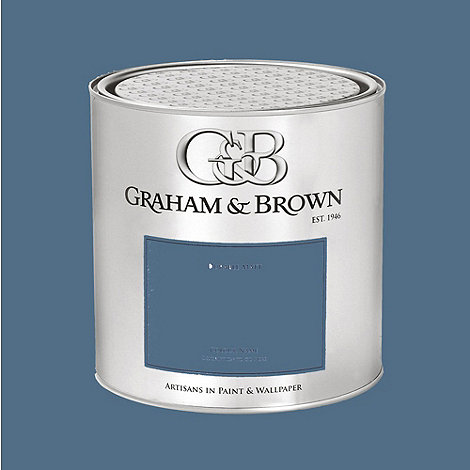 Graham & Brown - Blue Carnforth Bay paint