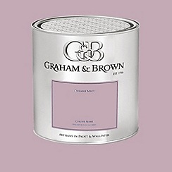 Graham & Brown - Lavender Second Skin paint