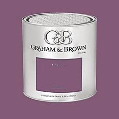 Graham & Brown - Plum Rossini Plum paint