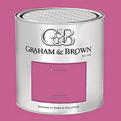 Graham & Brown - Pink Lille Pink paint