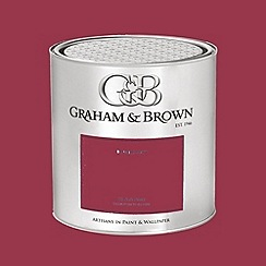 Graham & Brown - Red Shanghai Red paint