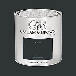 Graham & Brown - Black Pendle Witch paint