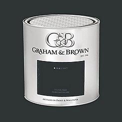 Graham & Brown - Black Pendle Witch paint