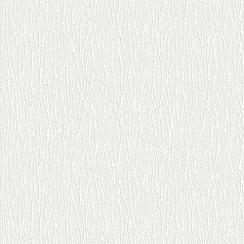 Superfresco - White Jamille Textured Paintable Wallpaper