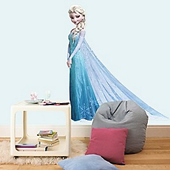 Disney - Blue Disney Frozen Elsa Lifesize Sticker