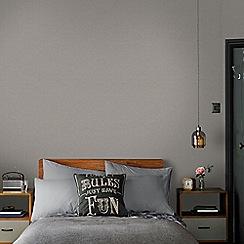 Graham & Brown - Taupe Shimmer Wallpaper