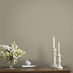 Graham & Brown - Beige and Gold Shimmer Wallpaper