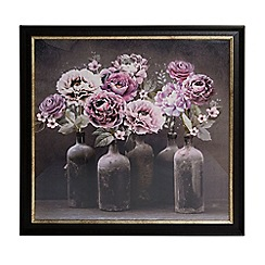 Graham & Brown - Bloom Floral Framed Print Wall Art