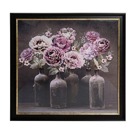 Graham & Brown - Bloom Floral Framed Print Wall Art