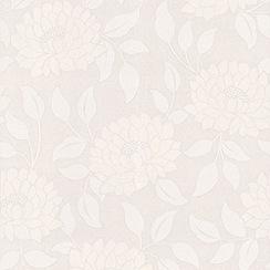 Superfresco Paintables - White Summer Wallpaper