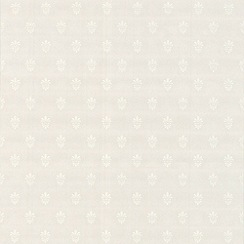 Superfresco Paintables - White Fleur De Lys Wallpaper