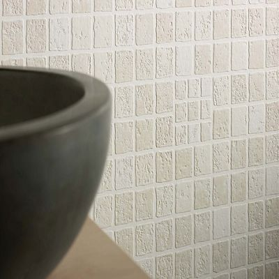 Contour Beige Earthen Wallpaper - . -