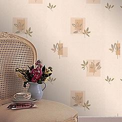 Superfresco - Cream Seasons Wallpaper