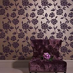 Superfresco - Purple Devine Wallpaper