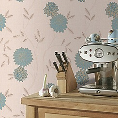 Superfresco - Tea shaan wallpaper