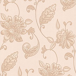 Premier - Gold Juliet Premier Wallpaper