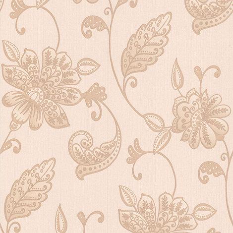 Premier - Gold Juliet Premier Wallpaper