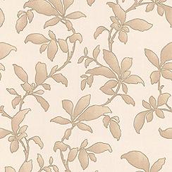 Premier - Gold Sarra Premier Wallpaper