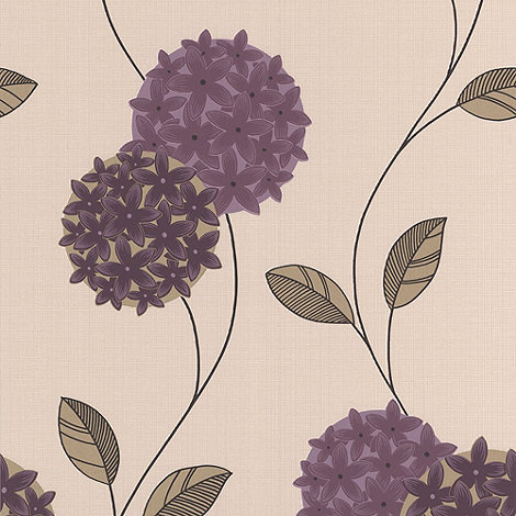 Superfresco - Plum Pippa wallpaper