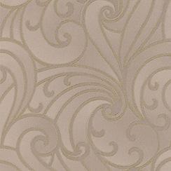 Premier - Latte Saville Premier Wallpaper
