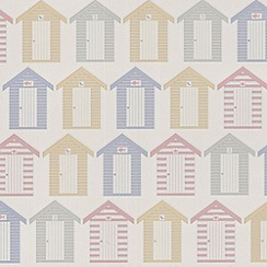 Contour - Pastel Beside The Seaside Wallpaper
