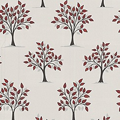 Contour - Red Willow Wallpaper