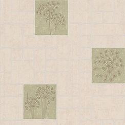Contour - Green Parsley Wallpaper