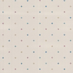 Contour - Pastels Dotty Wallpaper