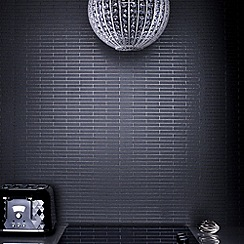 Contour - Black Sparkle Wallpaper