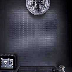 Contour - Black Sparkle Wallpaper