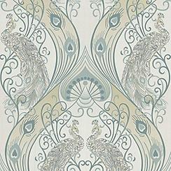 Superfresco - Green Pendleton Wallpaper