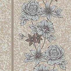 Superfresco - Natural Clancy Wallpaper