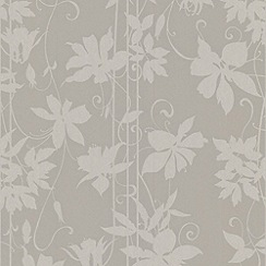 Laurence Llewelyn-Bowen - Smoke LLB Paradise Garden Wallpaper