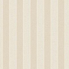 Superfresco - Sand ticking stripe wallpaper