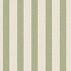 Superfresco - Spring green ticking stripe wallpaper