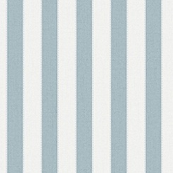 Superfresco - Sky blue ticking stripe wallpaper