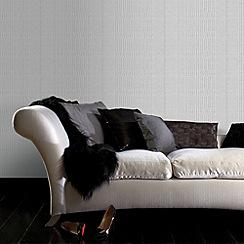 Superfresco - Soft grey tweed wallpaper