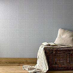 Superfresco - Sky blue tweed wallpaper
