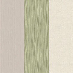 Superfresco - Spring green java stripe wallpaper